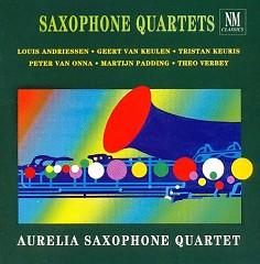 Saxophone Quartets