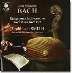 Bach - Lute Suites Nos. 4, 5 & 6