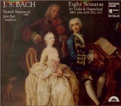 Bach - Violin Sonatas CD 2 (No. 1)