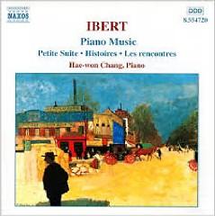 Ibert - Complete Piano Music (No. 3)
