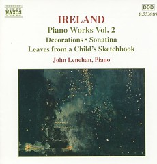 Ireland - Piano Works, Vol. 2 (No. 1) - John Lenehan
