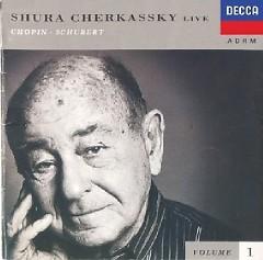 Shura Cherkassky Live - Schubert, Chopin (No. 1)