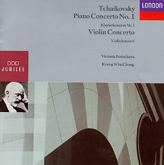 Tchaikovsky - Piano Concerto No. 1; Violin Concerto - Kyung-wha Chung, Viktoria Postnikova