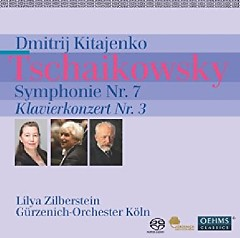 Tchaikovsky - Symphony No. 7 & Piano Concerto No. 3 - Dmitri Kitayenko, Guerzenich Orchestra Cologne
