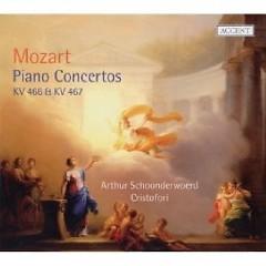 Mozart - Piano Concertos Nos. 20 & 21 - Cristofori Ensemble, Arthur Schoonderwoerd
