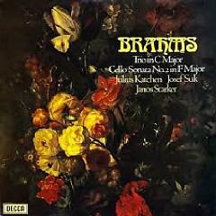 Brahms - Piano Trio Op. 87 & Cello Sonata No. 2