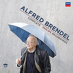 Alfred Brendel - Complete Philips Recordings CD 107 - Alfred Brendel, Various Artists