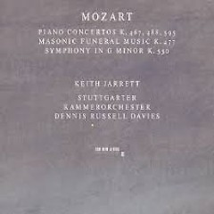 Mozart - Piano Concertos CD 1 - Keith Jarrett