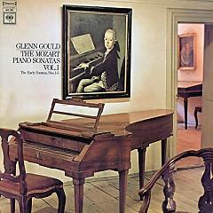 Mozart - Piano Sonatas Nos. 1 - 5 - Glenn Gould