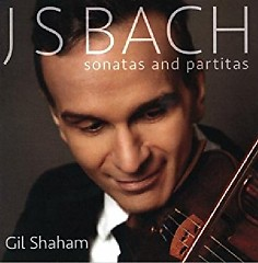 J.S. Bach - Sonatas & Partitas For Violin CD 2