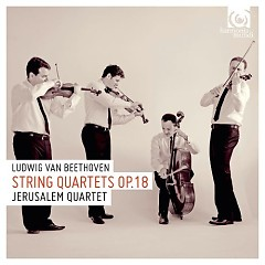 Ludwig Van Beethoven - String Quartets Op. 18 CD 2 - Jerusalem Quartet