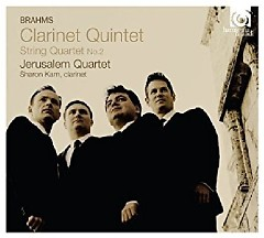 Brahms - Clarinet Quintet, String Quartet No. 2