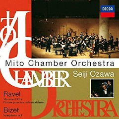 Bizet Ravel Stravinsky CD 2 - Seiji Ozawa, Various Artists