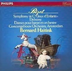 Bizet - Symphony, Jeux D'enfants & Debussy - Danses Sacree Et Profane