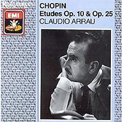 Chopin - Etudes Op. 10 & 25 (No. 1) - Claudio Arrau