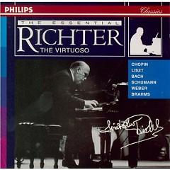 Chopin, Liszt, Bach, Schumann, Weber, Brahms  -  The Essential Richter - The Virtuoso (No. 2)