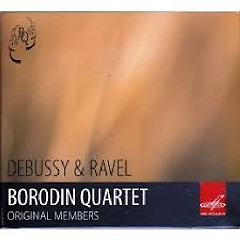 Ravel, Debussy - String  Quartets - Borodin Quartet
