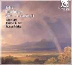 Brahms - Horn Trio; Violin Sonata; Fantasien