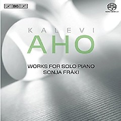 Kalevi Aho - Works For Solo Piano (No. 2)
