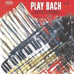 Play Bach, No. 1