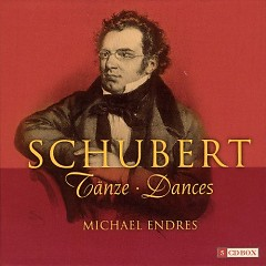 Schubert -  Tänze, Dances CD 5 (No. 2)