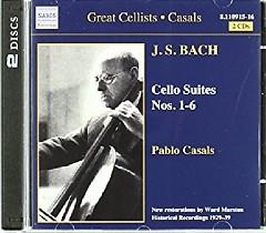 Bach - Cello Suites Nos. 1 - 6 CD 1 (No. 2)