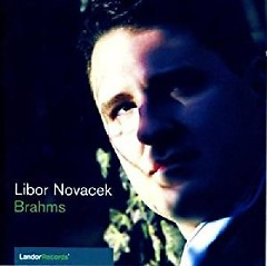 Libor Novacek Plays Brahms