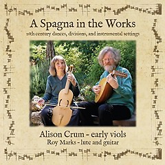 A Spagna In The Works (No. 3) - Alison  Crum, Roy Marks
