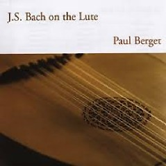 JS Bach On The Lute