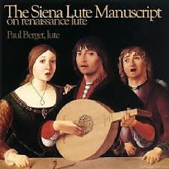 The Siena Manuscript On Renaissance Lute
