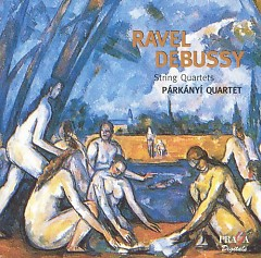 Ravel, Debussy: String Quartets