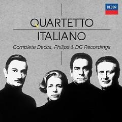 Quartetto Italiano - Complete Decca, Philips & DG Recordings CD 33