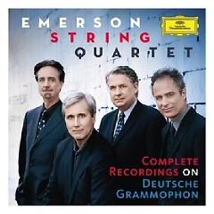 Emerson String Quartet - Complete Recordings On Deutsche Grammophon CD 52 (No. 2) - Emerson String Quartet