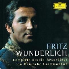 Fritz Wunderlich - Complete Studio Recordings On Deutsche Grammophon CD 19
