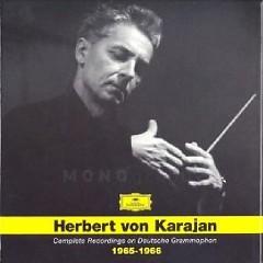Herbert Von Karajan - Complete Recordings On Deutsche Grammophon 1965 - 1966 CD 50 - Herbert von Karajan, Various Artists