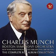 Charles Munch - The Complete RCA Album Collection CD 69