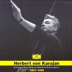 Herbert Von Karajan - Complete Recordings On Deutsche Grammophon 1967 - 1969 CD 58 (No. 1) - Herbert von Karajan, Various Artists