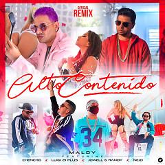 Alto Contenido (Remix) - Maldy
