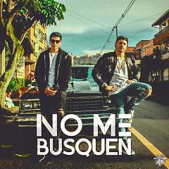 No Me Busquen (Single)