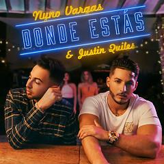 Donde Estás (Single) - Nyno Vargas, Justin Quiles