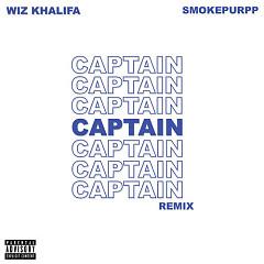 Captain (Remix) - Wiz Khalifa