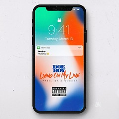 Lying On My Line (Single)