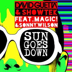 Sun Goes Down (EP) - David Guetta,Showtek,MAGIC!,Sonny Wilson