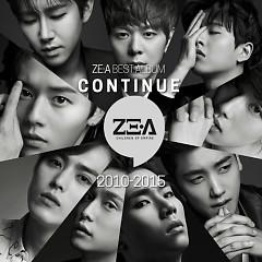 CONTINUE (CD2) - ZE:A