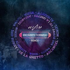 Escápate Conmigo (Remix) (Single) - Wisin