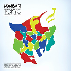 Tokyo (Vampires & Wolves)-EP - The Wombats