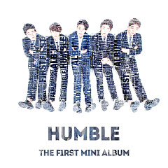 Humble (1st Mini Album) - Humble