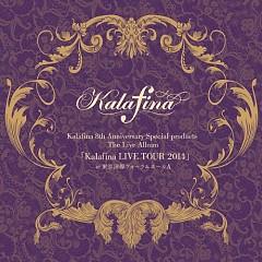 Kalafina LIVE TOUR 2014 at Tokyo Kokusai Forum Hall A CD2 - Kalafina