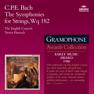 C.P.E. Bach: Sinfonia In G, Wq 182 No.1 - 1. Allegro di molto