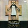 Stravinsky: Mass - Gloria